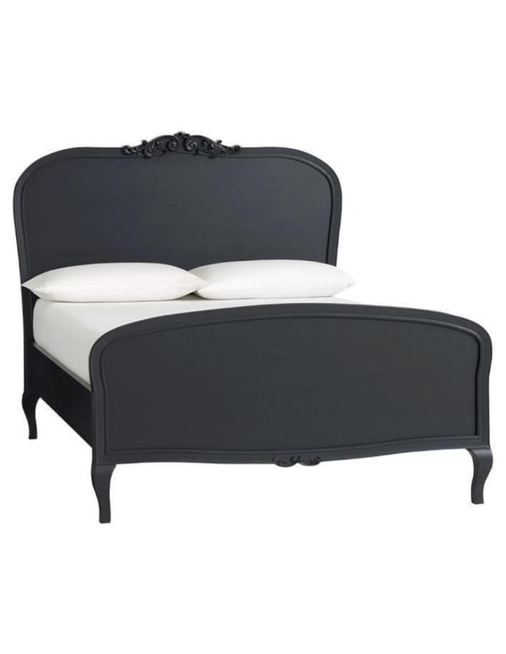 Cama Lilac Negro