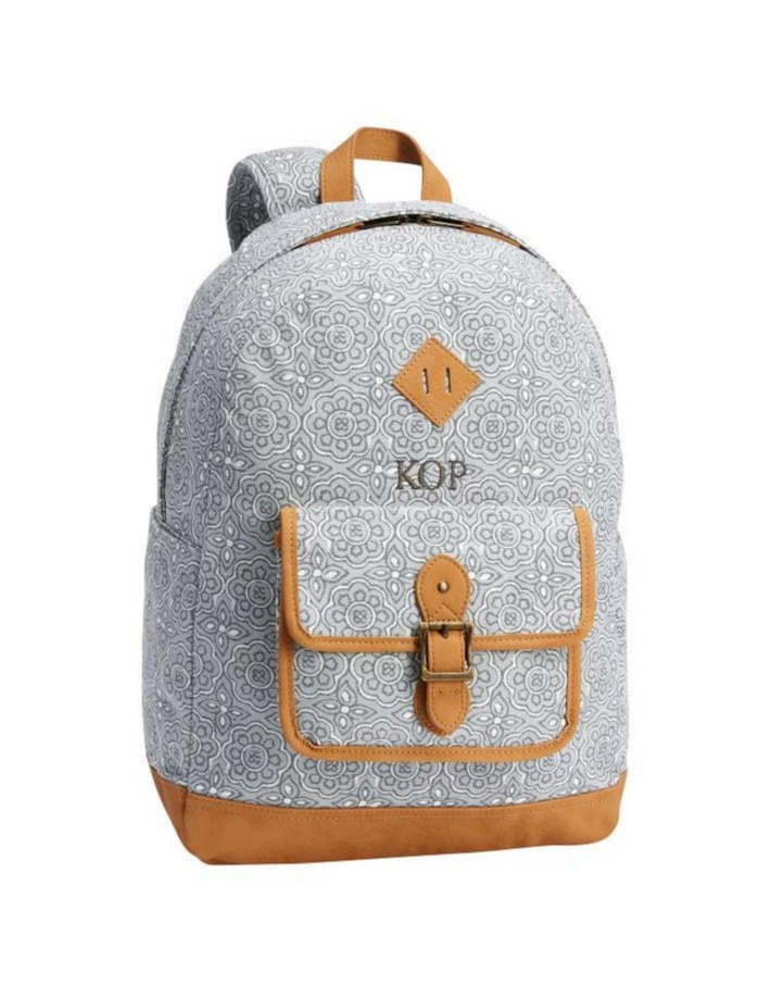 Mochila Northfield Gris Claro